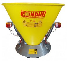 Rondini meststofstrooier 250L Polyester tractor